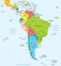 Michoacan Map Spanish Regions Chandler Gilbert Community College