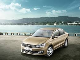 volkswagen vento white volkswagen vento 110ps diesel launched in india