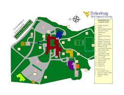 Map Of Virginia Tech by Wvup Revamp Murphy