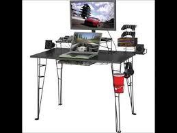 Computer Desk For Multiple Monitors Atlantic Gaming Desk Best Gaming Computer Desk For Multiple