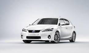 lexus ct200h lexus ct 200h confirmed for u s market