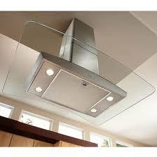 broan elite hood fan range hoods broan elite ei59 series island mount glass and