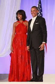 does michelle wear a wig michelle obama wears jason wu for her final appearance as first lady