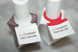 essie gel couture nail polish take me to thread swatch and wear