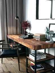 Rustic Office Desk Rustic Office Table Atken Me
