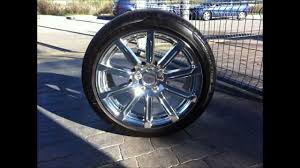 chrome paint on an audi a5 wheels mirrors and handles you