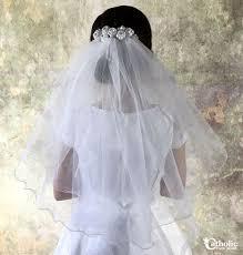 view all communion veils headpieces catholic faith store