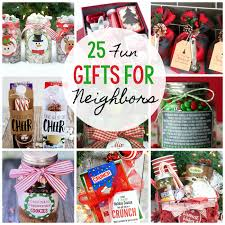 christmas gifts for 25 simple gifts for neighbors this christmas