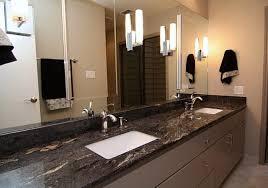 splendid dark black granite kitchen countertops plus cream colored