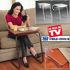 tv table as seen on tv is the table mate really as convenient as it looks on tv