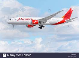 Avianca Route Map by Landing Gear Boeing 787 Dreamliner Stock Photos U0026 Landing Gear
