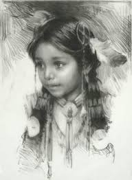 tom browning pencil drawing kp pencil drawings from indians