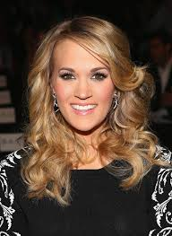 blue eyes and blonde hair middot ps when you hosted the country awards last had an cool makeup
