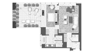 new york suites in midtown manhattan park hyatt new york floor plan