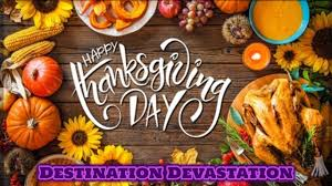 happy thanksgiving to all a great and blessed day