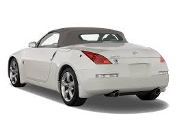 nissan 350z rear spoiler 2008 nissan 350z reviews and rating motor trend
