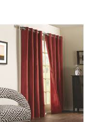 Burgundy Curtain Panels Window Treatments And Window Coverings Linens N U0027 Things