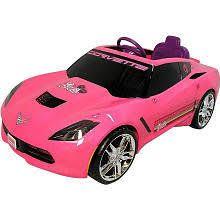 pink corvette power wheels power wheels 12 volt corvette mecedoras y autitos