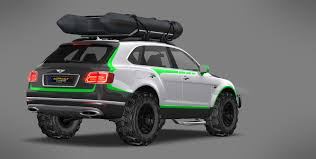bentley bentayga render artstation asphalt xtreme vehicles neil ambler