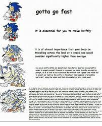 Sonic Gotta Go Fast Meme - 25 best memes about gotta go fast gotta go fast memes