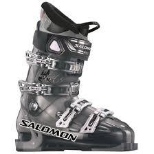 womens size 9 in ski boots salomon instinct 9 ski boots s 2008 evo