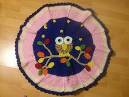 Crochet Owl Rug Free Crochet Owl Rug Patterns Patterns Kid