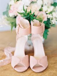 Light Pink Wedding Shoes Elegant Vineyard Wedding In Canada Snippet U0026 Ink