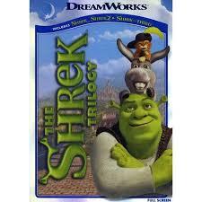 shrek trilogy shrek shrek 2 shrek frame