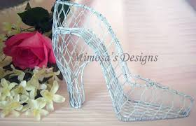 Cinderella Wire Carriage Centerpieces by Wire Design Forms Mimosa U0027s Design