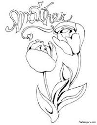 mother coloring pages printable happy mothers day coloring pages for kids happy mothers day
