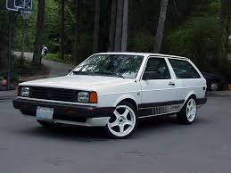 vw fox sport wagon shooting brakes wagons pinterest vw fox