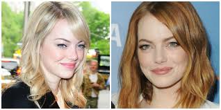 emma stone natural hair celebrities with red hair who are natural blonds like lauren conrad