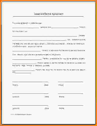rental contract template lease agreement template jpg letterhead