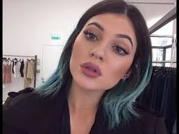 kylie jenner make up tutorial youtube