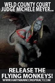 Flying Monkeys Meme - pin by the hartmann conspiracy on judge james hartmann pinterest