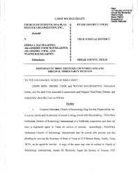 Black And White Texas Flag Debbie Cook Countersues Scientology We Have Her Counterclaim And