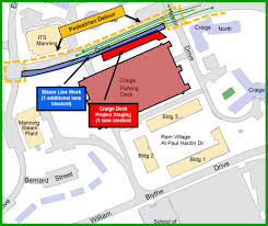 Unc Chapel Hill Map Manning Dr Steam Line Work To Close Additional Lane