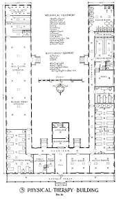 Physical Therapy Clinic Floor Plans Office Of Medical History Military Hospitals In The United States