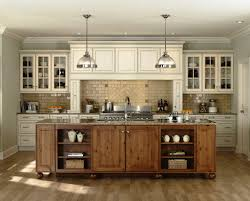 Hickory Kitchen Cabinets Kitchen Rustic Hickory Kitchen Cabinets Solid Wood Kitchen