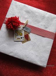5 1simple and sweet valentine gift wrap ideas confettistyle
