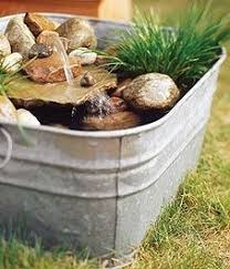 20 charming and cheap mini water garden ideas for your home and