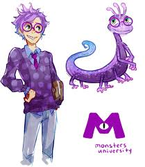 monster u0027s university randall gijinka phantommarbles
