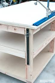 workshop building plans workbench building plans best ideas on simple workshop solutions