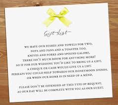 registering for wedding gifts wedding gift poem wedding wedding gift poem