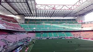 stadio san siro ingresso 8 stadio san siro vista dal 1皸 anello