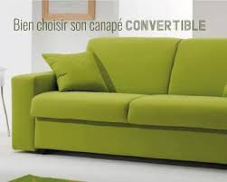choisir canap convertible bien choisir canapé convertible topdeco pro
