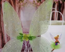 tinkerbell wings etsy