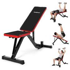 Exertec Fitness Weight Bench Strength Training Benches Ebay