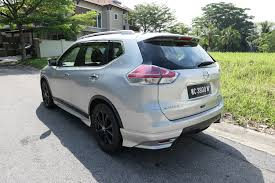 nissan impul a date with the nissan x trail tuned by impul timchew net