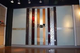 decorative sliding glass doors with 10